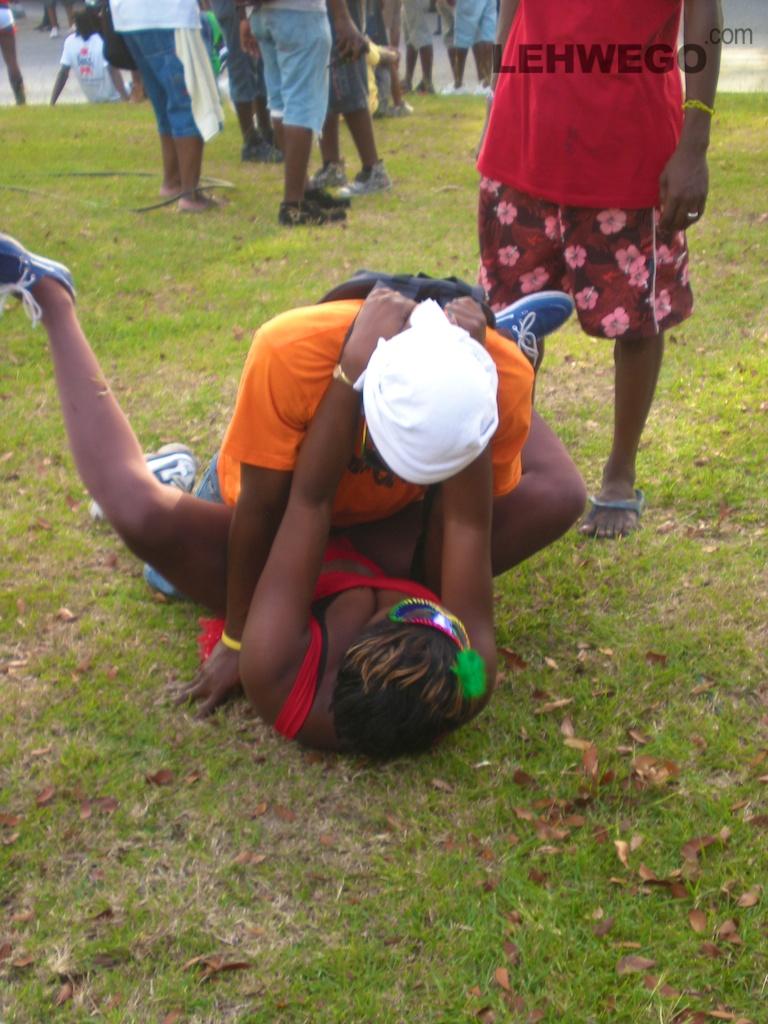 2012 Uwi Cave Hill Carnival Kaduwival Review Lehwego