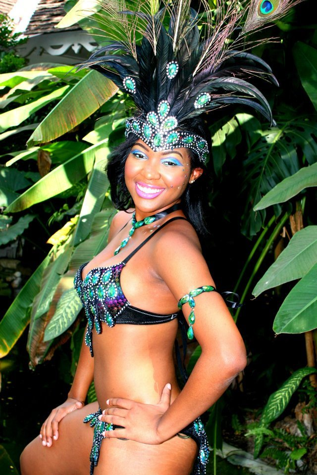 Bacchanal Jamaica Costumes