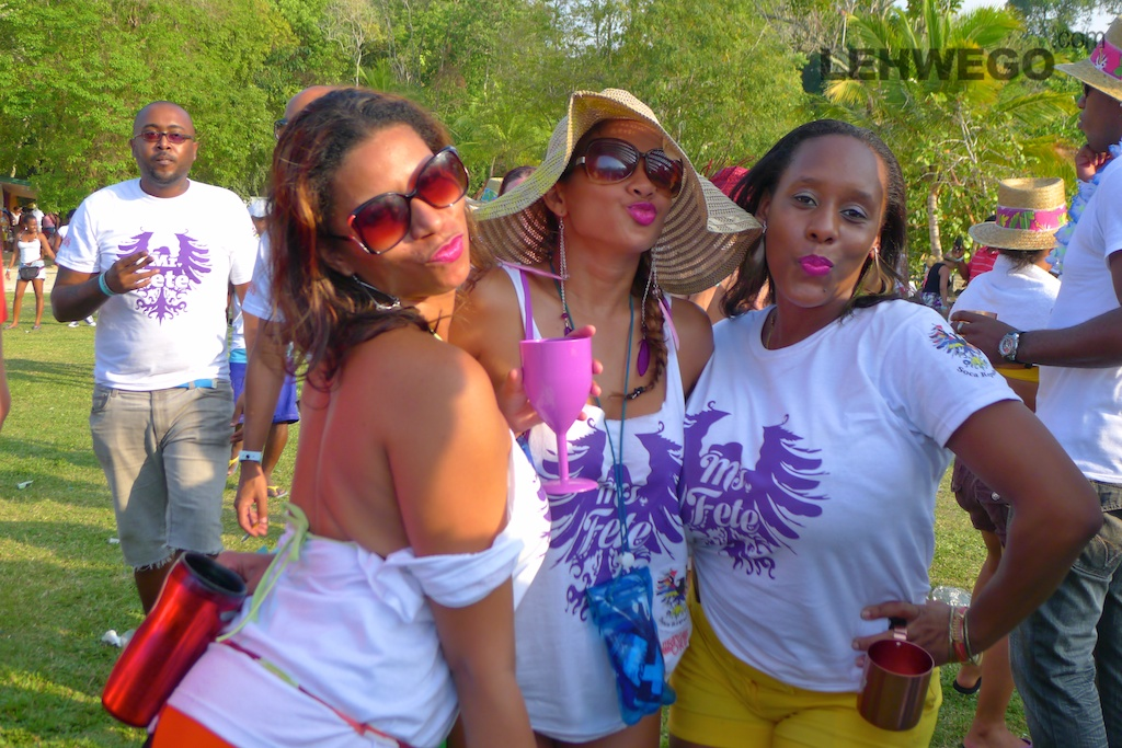 Soca Republic Party bus review