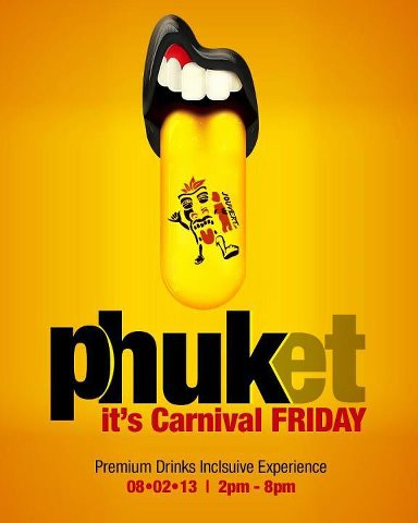 Three Fetes Carnival Friday?  UPDATE!  CHALLENGE ACCEPTED!
