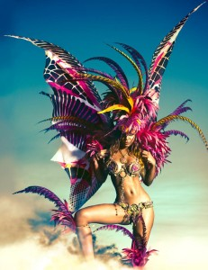anya 231x300 Trinidad Carnival 2013 at the last minute? Here is how to get a costume!