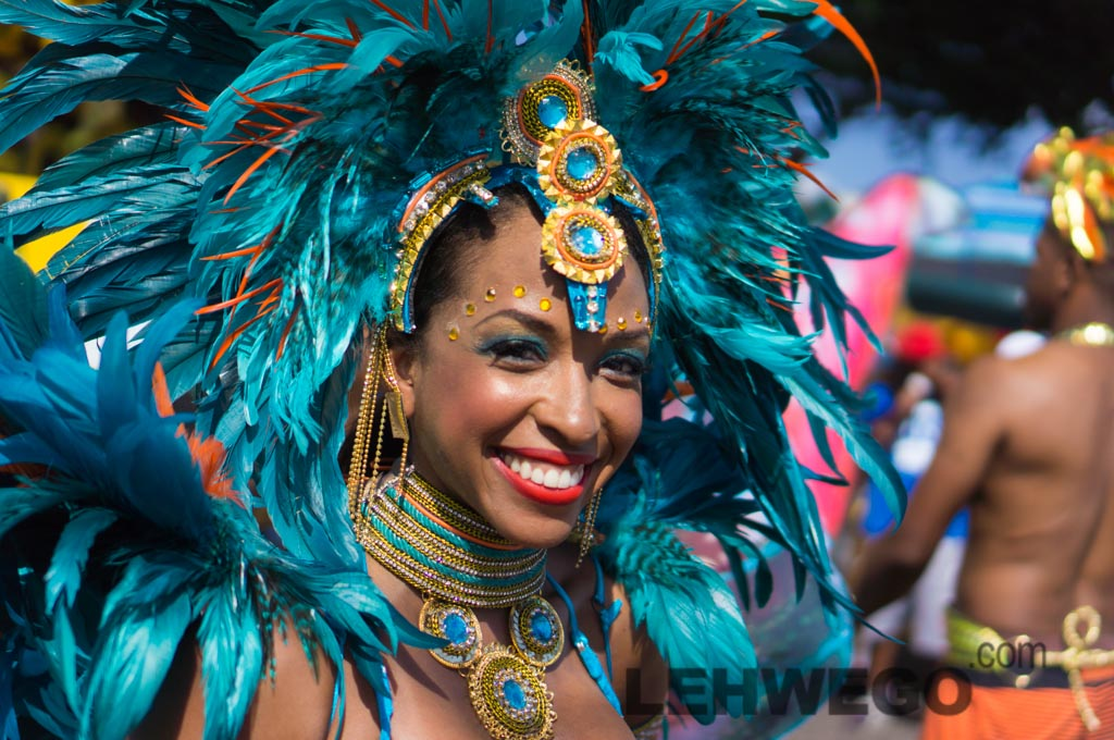 Trinidad Carnival 2013 with Tribe review, video and photos
