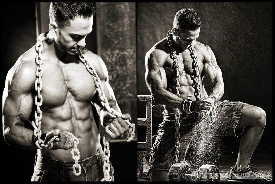 Taking the carnival physique to the next level