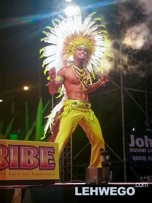 Tribe 2014 Male costumes…First look!