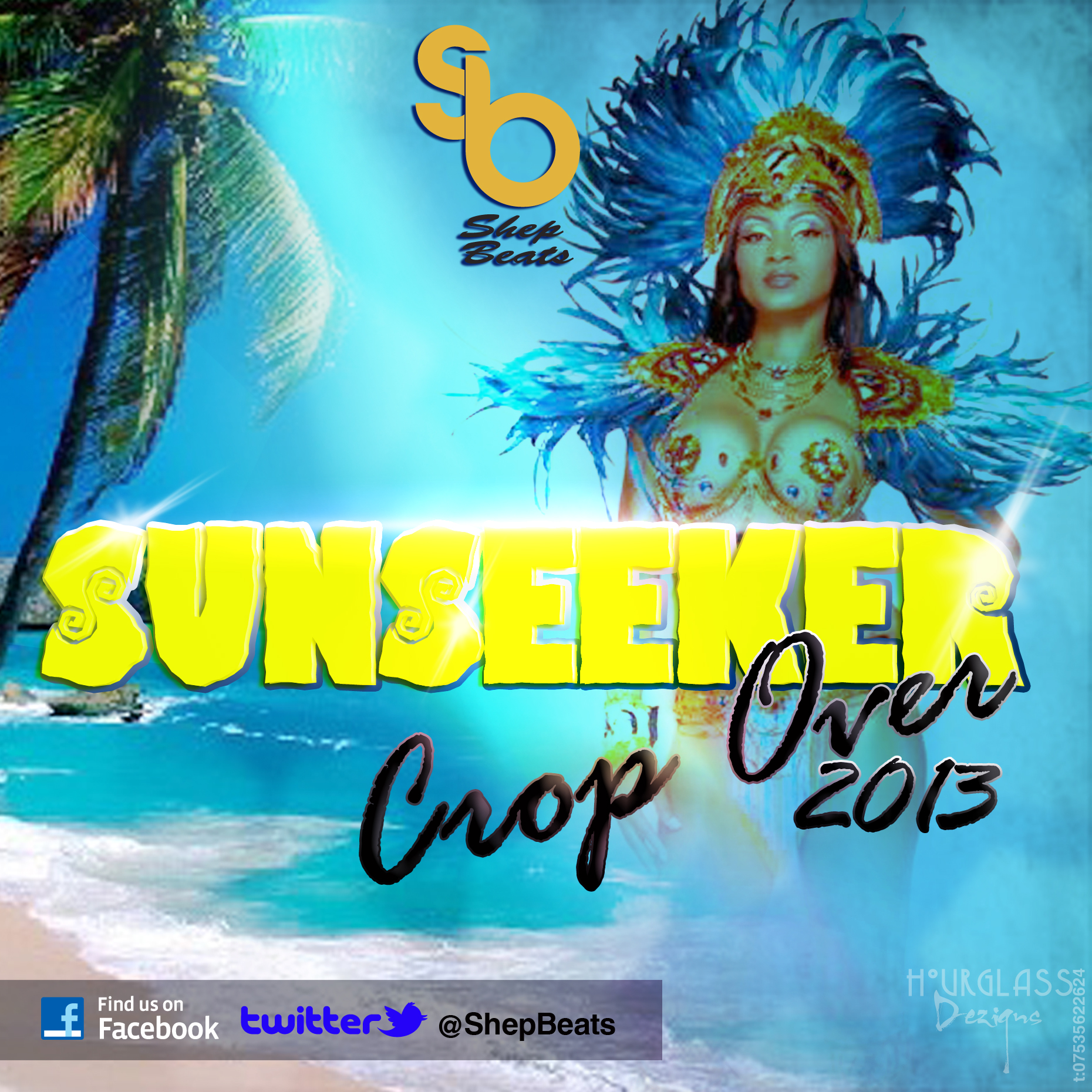 Cropover 2013 soca Mixes Part 2!