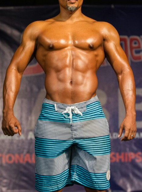 Male physique competitions. The perfect carnival body