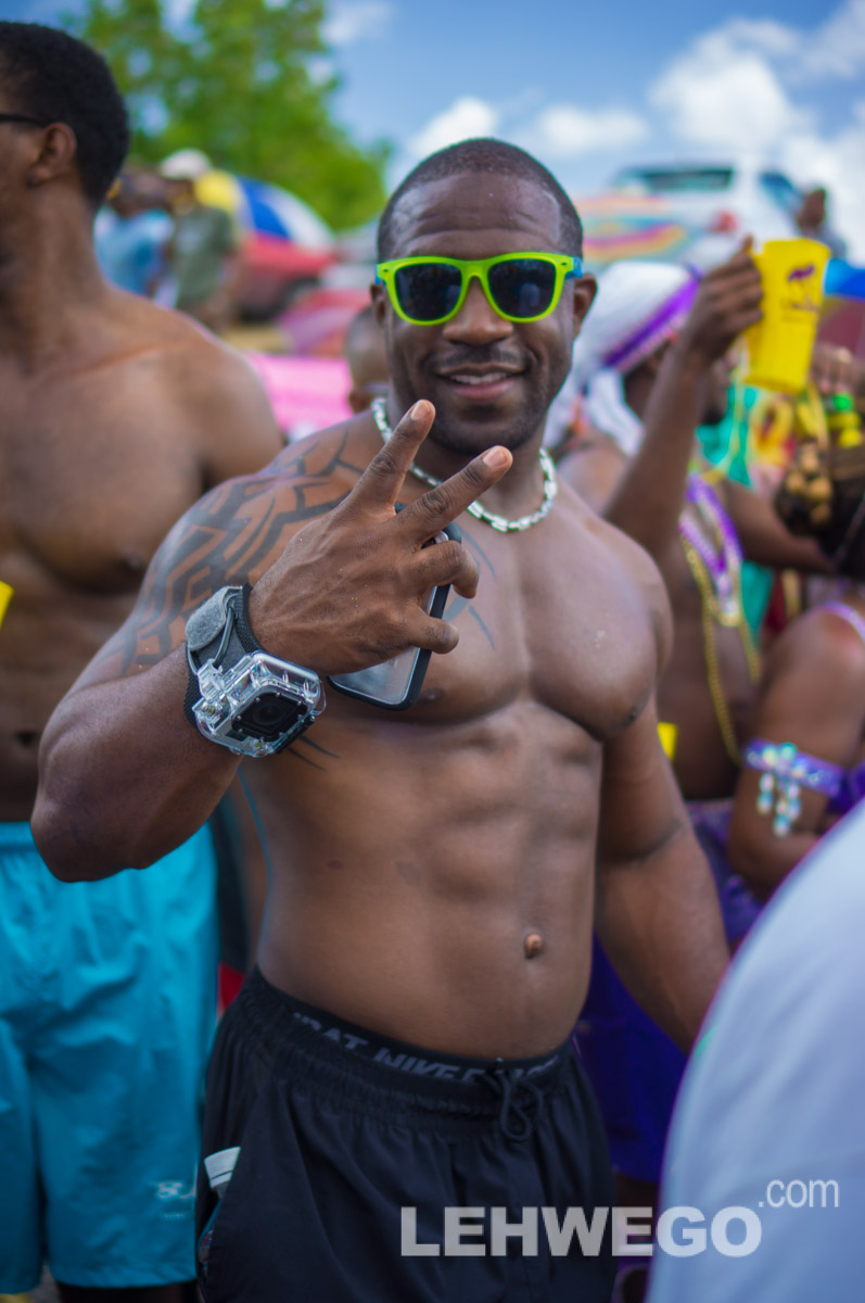 trinidad man