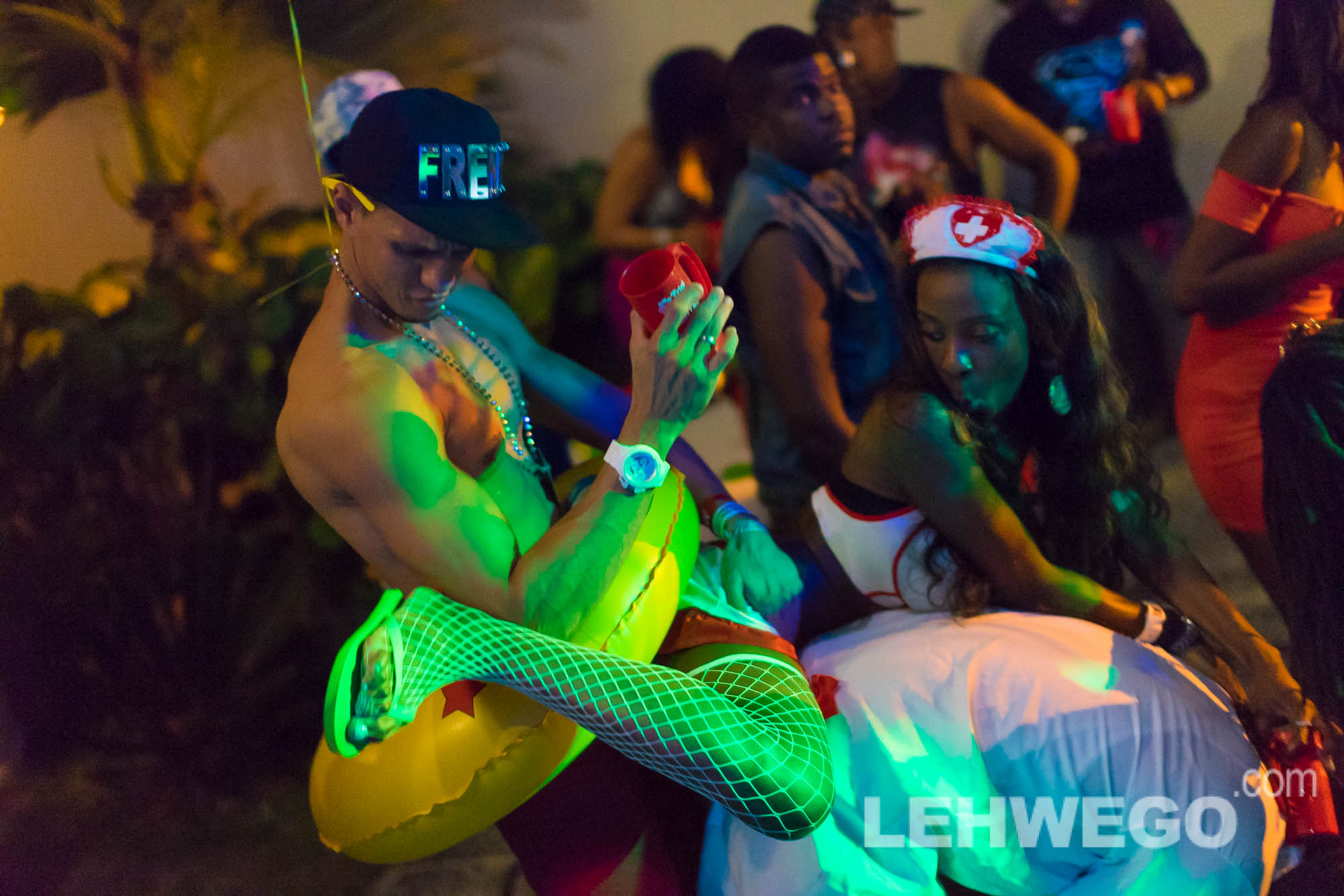The LEHWEGO recommended fete list for Trinidad carnival 2015