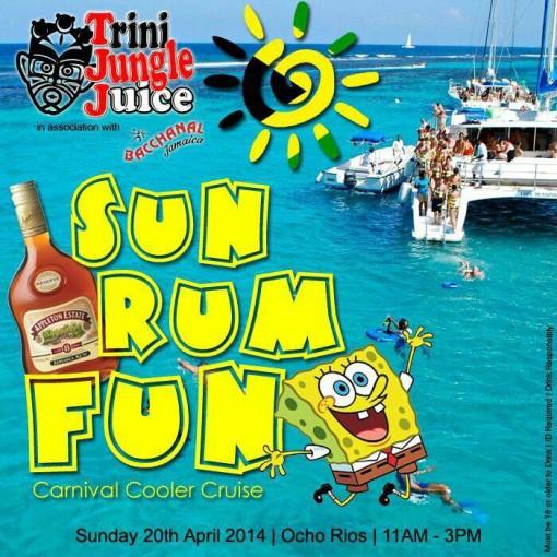 fun rum sun