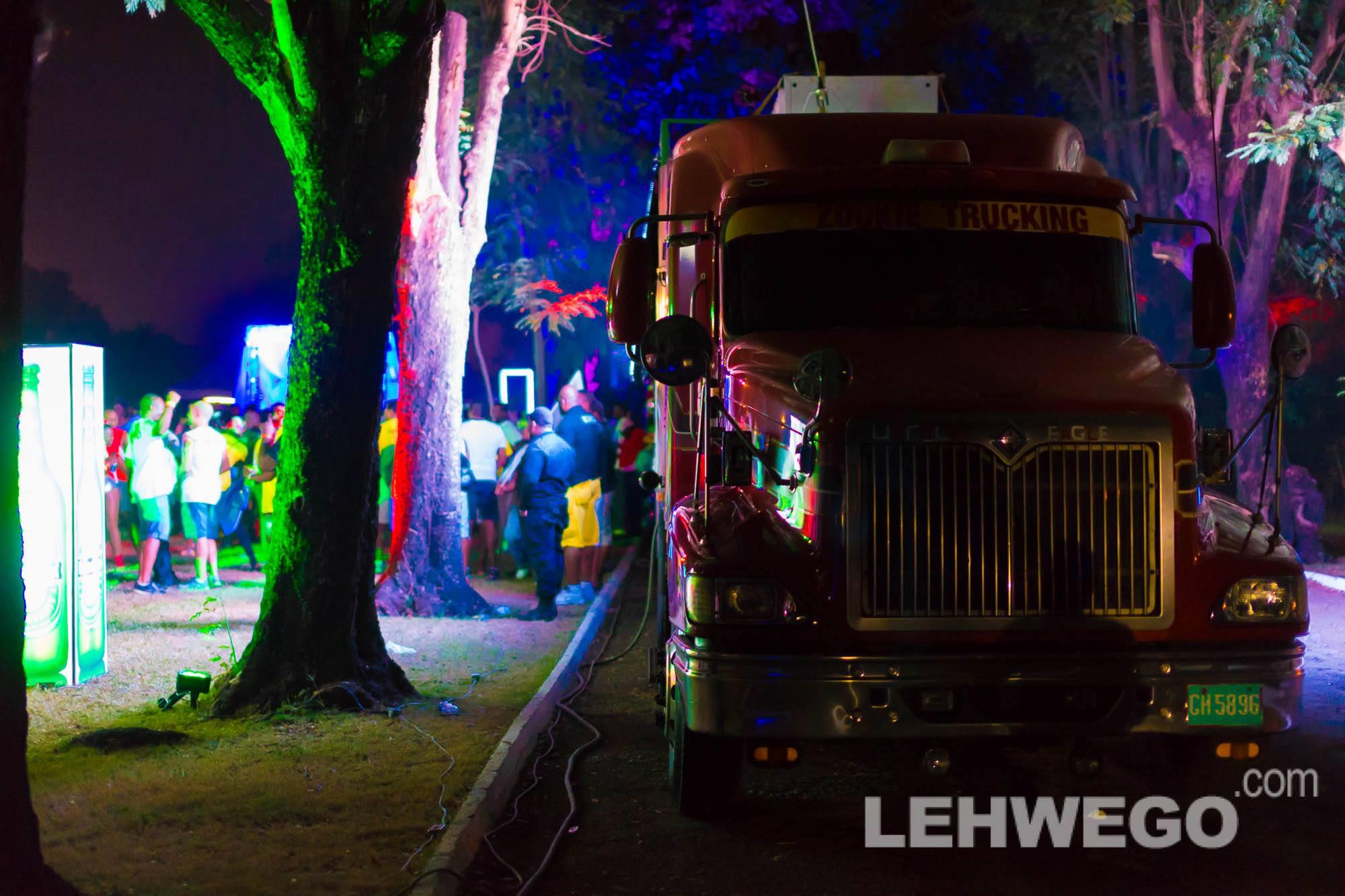 Sunset jouvert review, Jamaica carnival 2014,
