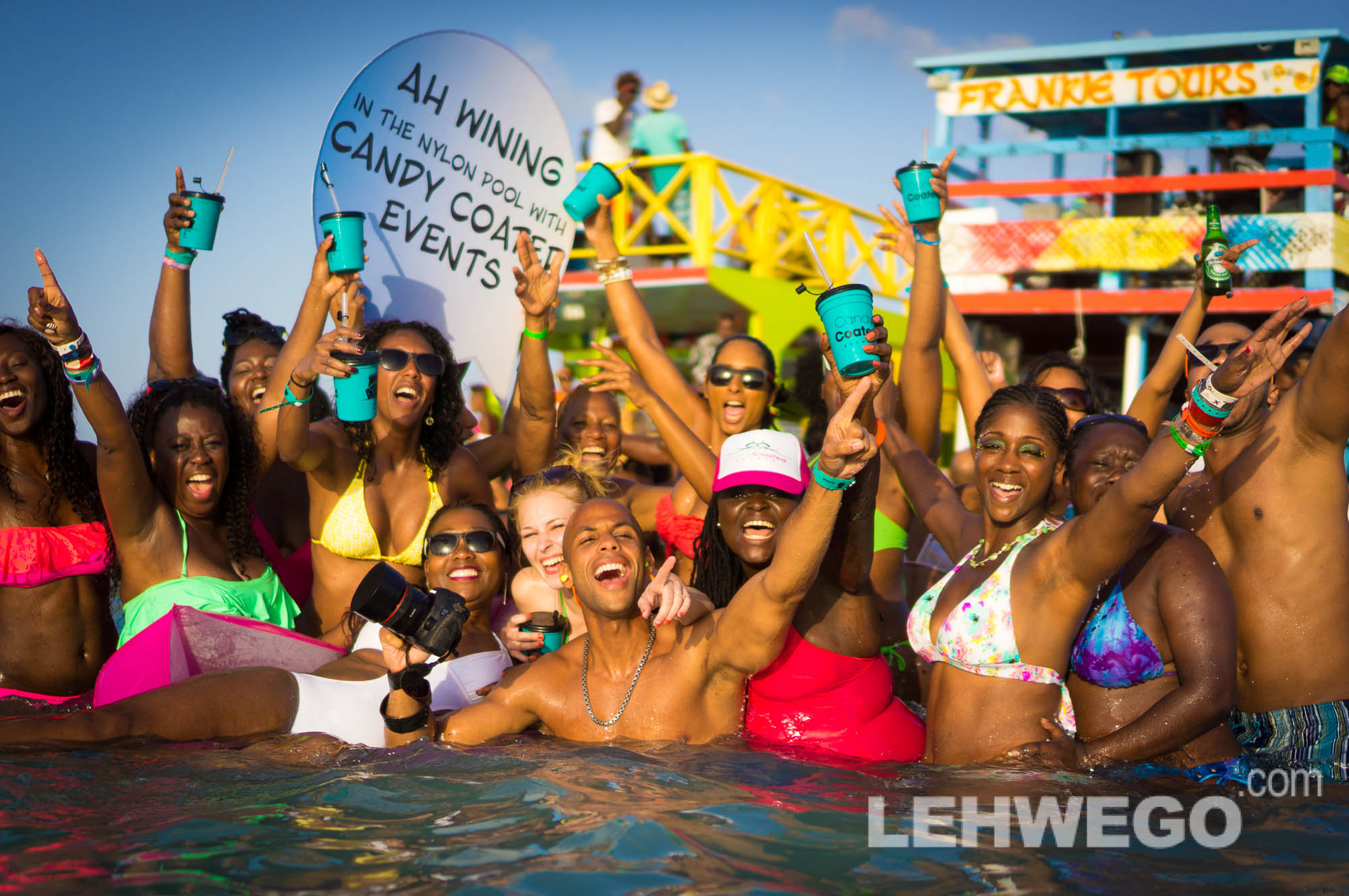Candy Coated's Wine Down Cruise, Trinidad Carnival 2014 review