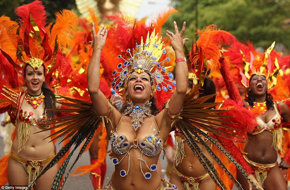 Notting Hill Carnival.  A brief history