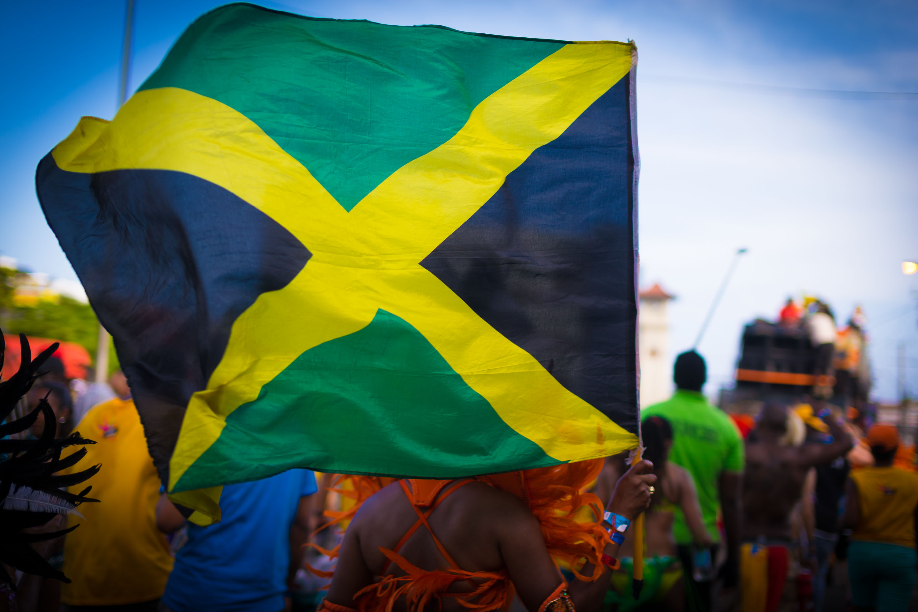 Missing Trinidad carnival? There is a fix for that. Try  Carnival in Jamaica!