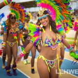 KRAVE the Band,  kadooment day 2014