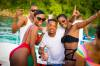 Trini jungle juice's heroes weekend Cat cruise 2014