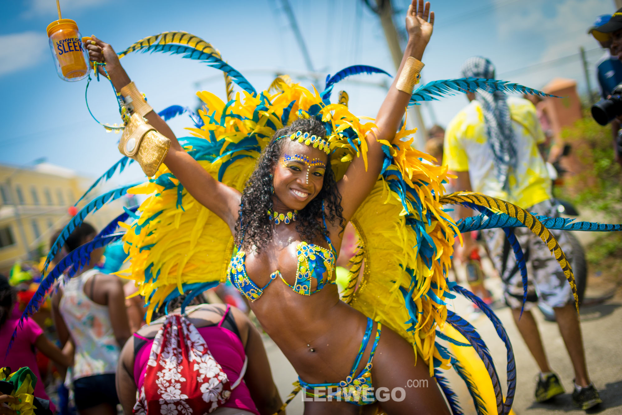 Carnival in Jamaica 2015 review