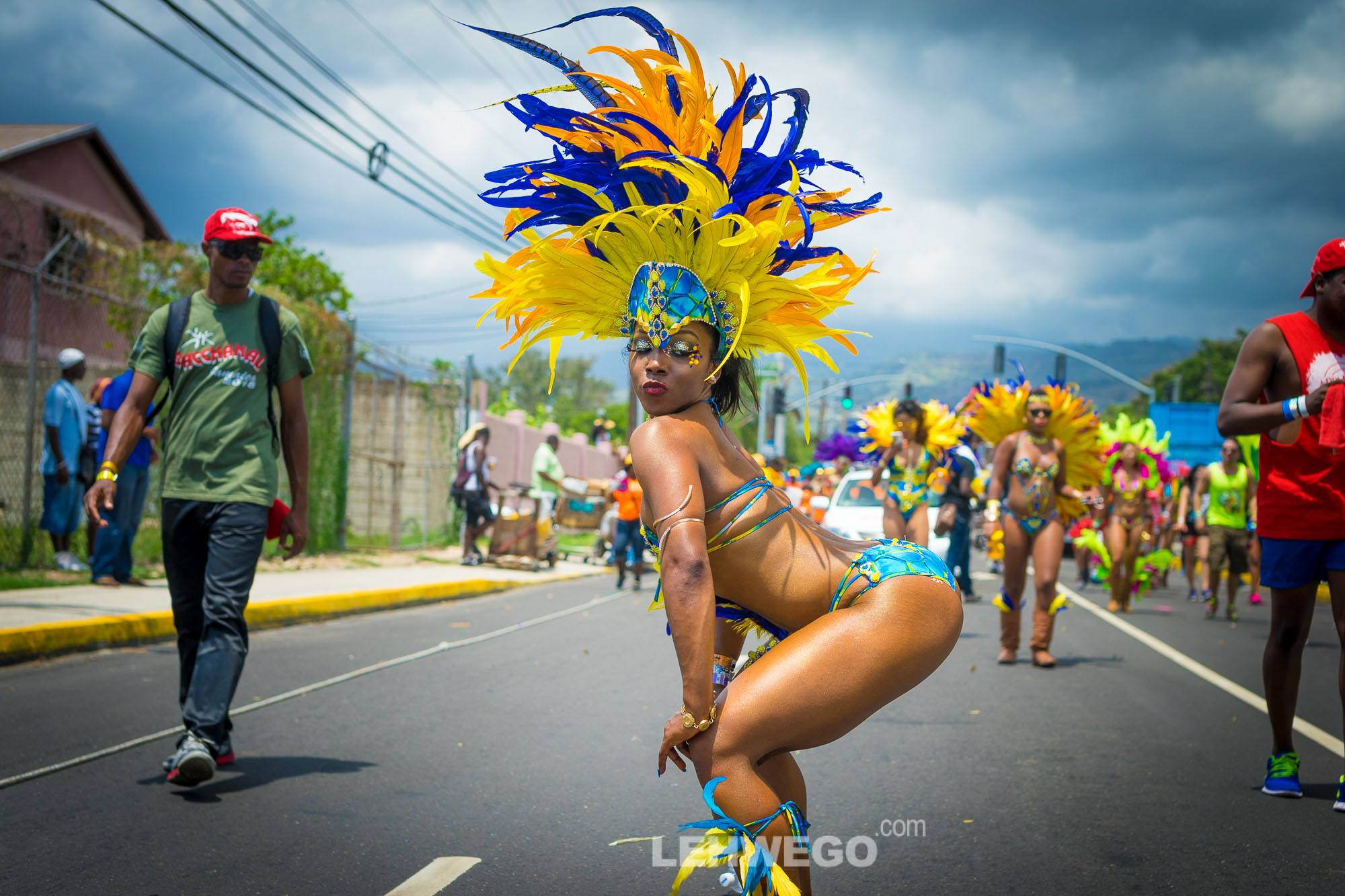 LehwegoSleek for Jamaica carnival. A look back before moving ahead!
