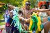 """Carnival in Jamaica. What makes carnival """"yah so"""", so nice."""