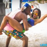 "Easter for carnival in Jamaica.  Do the ""country run"" with LEHWEGO"
