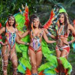 Hold some 2018 Cropover mixes