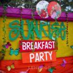 Sunrise Breakfast party Trinidad 2019